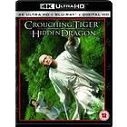 Crouching Tiger, Hidden Dragon (UHD+BD) (UK)