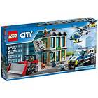 LEGO City 60140 Inbrott med Bulldozer