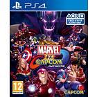 Marvel vs Capcom: Infinite (PS4)