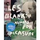 Les Blank: Always for Pleasure - Criterion Collection (US)