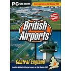 Flight Simulator 2002: British Airports Central England (Expansion) (PC)