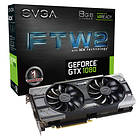 EVGA GeForce GTX 1080 FTW2 Gaming iCX HDMI 3xDP 8Go