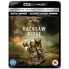 Hacksaw Ridge (UHD+BD) (UK)