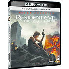 Resident Evil: The Final Chapter (UHD+BD)