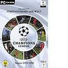 UEFA Champions League 2001-2002 (PC)