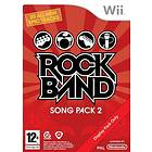 Rock Band: Song Pack 02 (Wii)