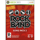 Rock Band: Song Pack 02 (Xbox 360)