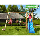Jungle Gym Tower + Dubbel Swing