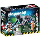 Playmobil Ghostbusters 9223 Venkman and Terror Dogs