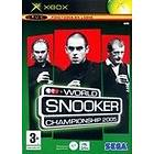 World Snooker Championship 2005 (Xbox)