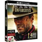 Unforgiven (UHD+BD) (UK)
