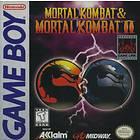 Mortal Kombat / Mortal Kombat II (GB)
