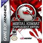 Mortal Kombat Tournament Edition (GBA)