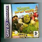 Shrek Smash n' Crash Racing (GBA)