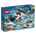 LEGO City 60166 Tung Räddningshelikopter