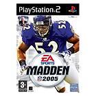 Madden NFL 2005 (PS2)