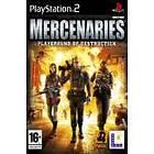 Mercenaries: Playground of Destruction (PS2)