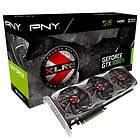 PNY GeForce GTX 1080 Ti XLR8 Gaming OC HDMI 3xDP 11Go
