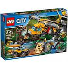 LEGO City 60162 Jungle Air Drop Helicopter