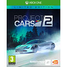 Project CARS 2 - Limited Edition (Xbox One)