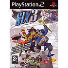 Sly 3: Honour Among Thieves (Tjuv med Stil) (PS2)
