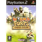 Worms Forts: Under Siege (PS2)