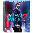 John Wick: Chapter 2 (BD+DVD) (US)