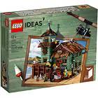 LEGO Ideas 21310 Le vieux magasin de pêche