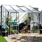 Vitavia Ida 5200 Väggväxthus 5,2kvm (Aluminium/Glas)