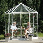 Vitavia Hera 4500 Växthus 4,5kvm (Aluminium/Glas)