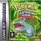 Pokémon LeafGreen (GBA)