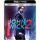 John Wick: Chapter 2 (UHD+BD) (US)