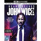 John Wick: Chapter 2 (UHD+BD) (UK)