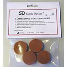 Sonic Design Dämpkuddar för Subwoofer 28-50kg 4-pack
