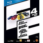 Fast and Furious 1-4 Box