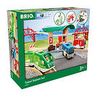BRIO Res Och Stationsset 33627