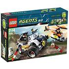 LEGO Agents 8969 4-Wheeling Pursuit