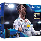 Sony PlayStation 4 Slim 1TB (incl. FIFA 18 + 2nd DualShock 4 V2)