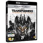 Transformers: Revenge of the Fallen (UHD+BD)
