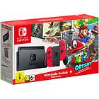 Nintendo Switch (+ Super Mario Odyssey)