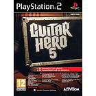 Guitar Hero 5 (incl. Guitar)