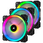 Corsair LL120 Dual Light Loop 3xPack RGB PWM 120mm LED