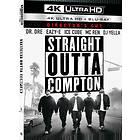 Straight Outta Compton (UHD+BD)