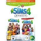 The Sims 4 Bundle: The Sims 4 + Cats & Dogs (PC)
