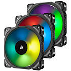 Corsair Premium ML120 Pro RGB PWM 120mm LED 3-pack