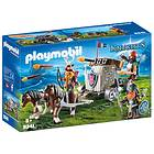 Playmobil Knights 9341 Horse-Drawn Ballista
