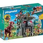 Playmobil The Explorers 9429 Basläger med T-Rex
