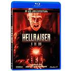 Hellraiser 1-3 - Uncut