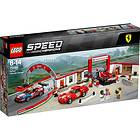 LEGO Speed Champions 75889 Ferrari Ultimat Garage