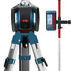 Bosch GRL 500 HV + LR50 + BT160 + GR240